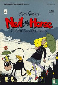 Neil the Horse Comics and Stories 2
