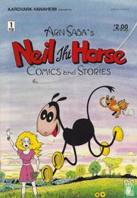 Neil the Horse Comics and Stories 1