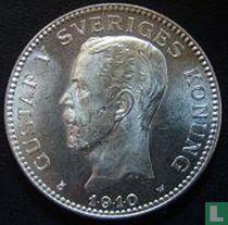 Zweden 1 krona 1910