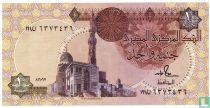 Egypte 1 Pound 1987, 16 juni