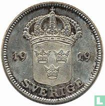 Schweden 50 Öre 1919