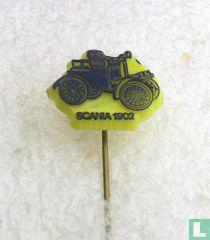 Scania 1902 [zwart op geel]