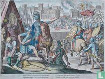 Milite Caesareo, BORBONIVS occupat HEROS
