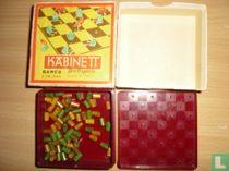 Kabinett Games 3 in one - Brettspeile alles in einem