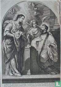 ADMODVM REVERENDO DOMINO D. ANTONIO DE WINGHE ABBATI ET RELIGIOSIS (...)'