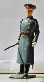 Soviet Army, Guards Infantry, officer