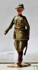 Australian Infantry Service dress, Officer