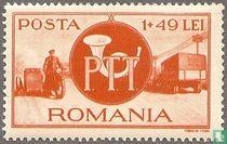 Post en spoorwegen