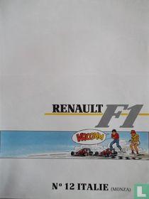 Renault F1, N°9 Allemagne Hockenheim