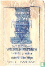 Café Restaurant Wilhelminatoren