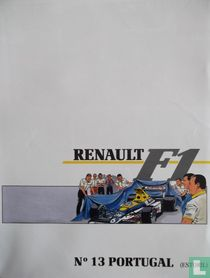 Renault F1, N°13 Portugal Estoril