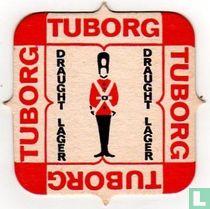 Tuborg (x3) Draught Lager (x2)