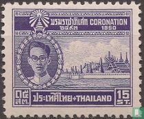 Koning Bhumibol Adulyadej