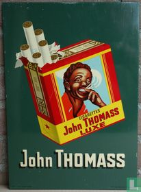 John Thomass Cigarettes