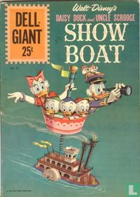 Daisy Duck and Uncle Scrooge Showboat