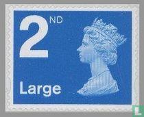 Koningin Elizabeth II - Machin NVI (Walsall)