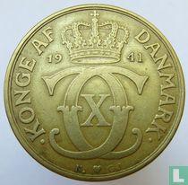 Denemarken 2 kroner 1941