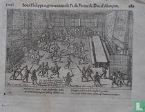 'HISPANUS ceptis Furijs suadentibus Audax