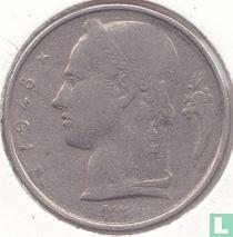 België 5 francs 1948 (FRA)
