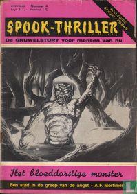 Spook-thriller 4