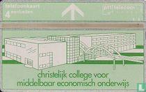 Christelijk college voor middelbaar economisch onderwijs