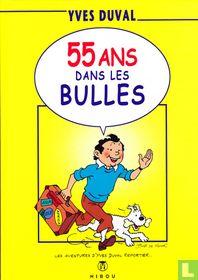 Yves Duval - 55 Ans dans les Bulles