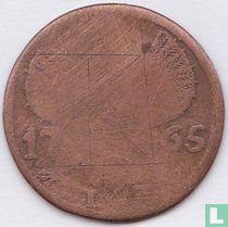 Aachen 12 heller 1765