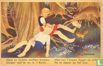 1. Hans en Grietje in het bosch