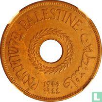"""Palestina (A""""Y) 20 mils 1944"""