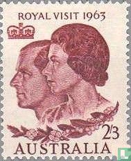 Besuchen Sie Queen Elizabeth II