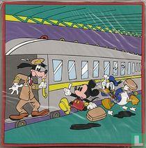 Mickey + Donald + Goofy