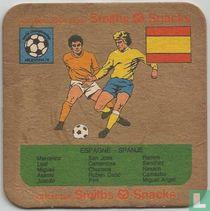 WK voetbal Argentinia 1978 - Spanje