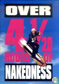 Over 4 1/20 Hours of Nakedness [volle box]