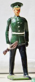 Duke of Cornwall's Light Infantry soldier