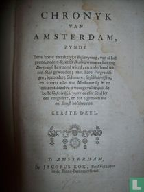 Chronyk van Amsterdam
