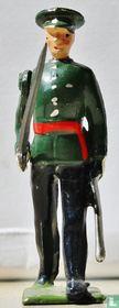 Duke of Cornwall's Light Infantry officer