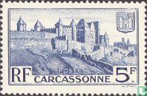 Carcassonne - stadsmuren