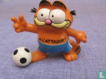 """Garfield \""""à l'attaque\"""""""