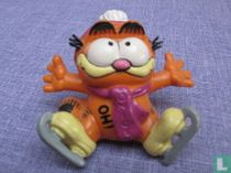 Garfield Ice skating