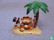 "Garfield \""That's life\"""