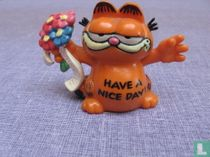 "Garfield ""Have a nice day\"""
