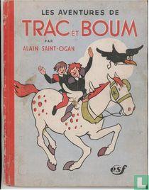 Les aventures de Trac et Boum