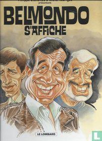 Belmondo s'affiche