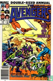 Avengers Annual 14
