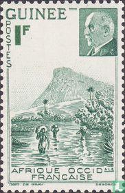Landschap en Pétain