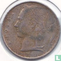 België 5 francs 1963 (FRA - muntslag)