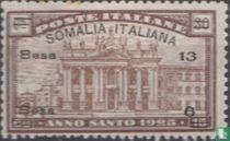 Heiligen Jahres 1925, gedruckt
