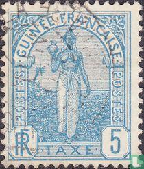 Femme de Guinée
