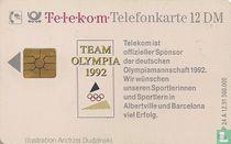 Team Olympia 1992 - Skiläufer