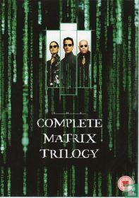 Complete Matrix Trilogy